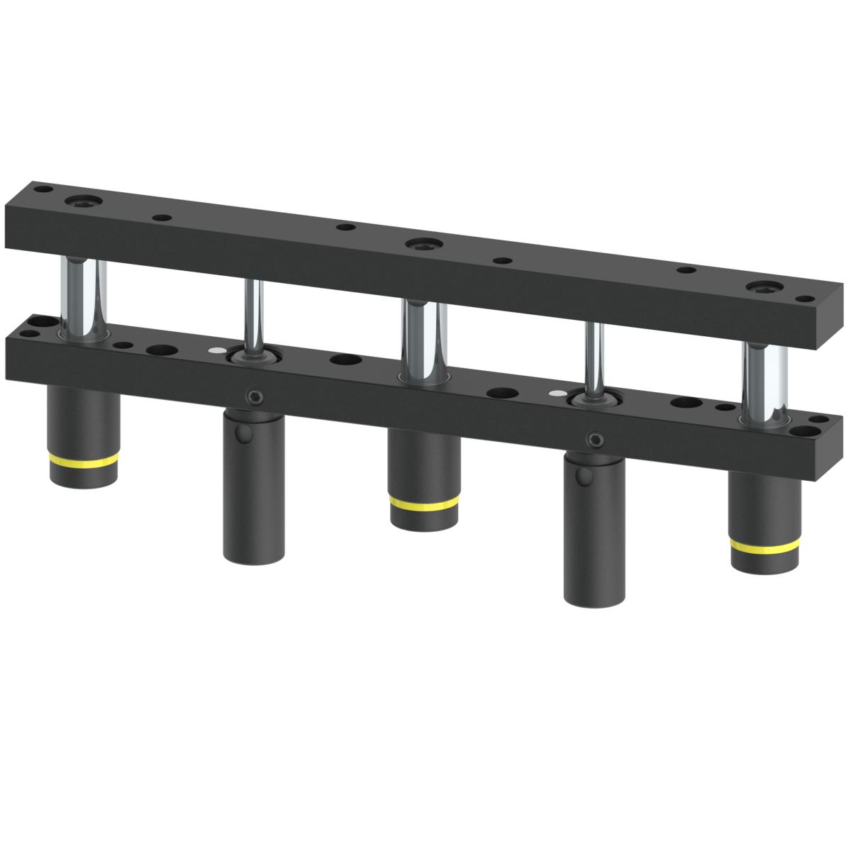 Rail lifter