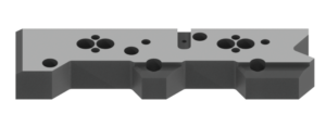 Rail Lifter C-Top Plate