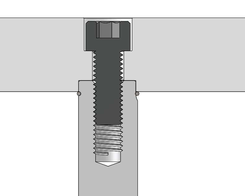 GK105 Pad Pin Close Up