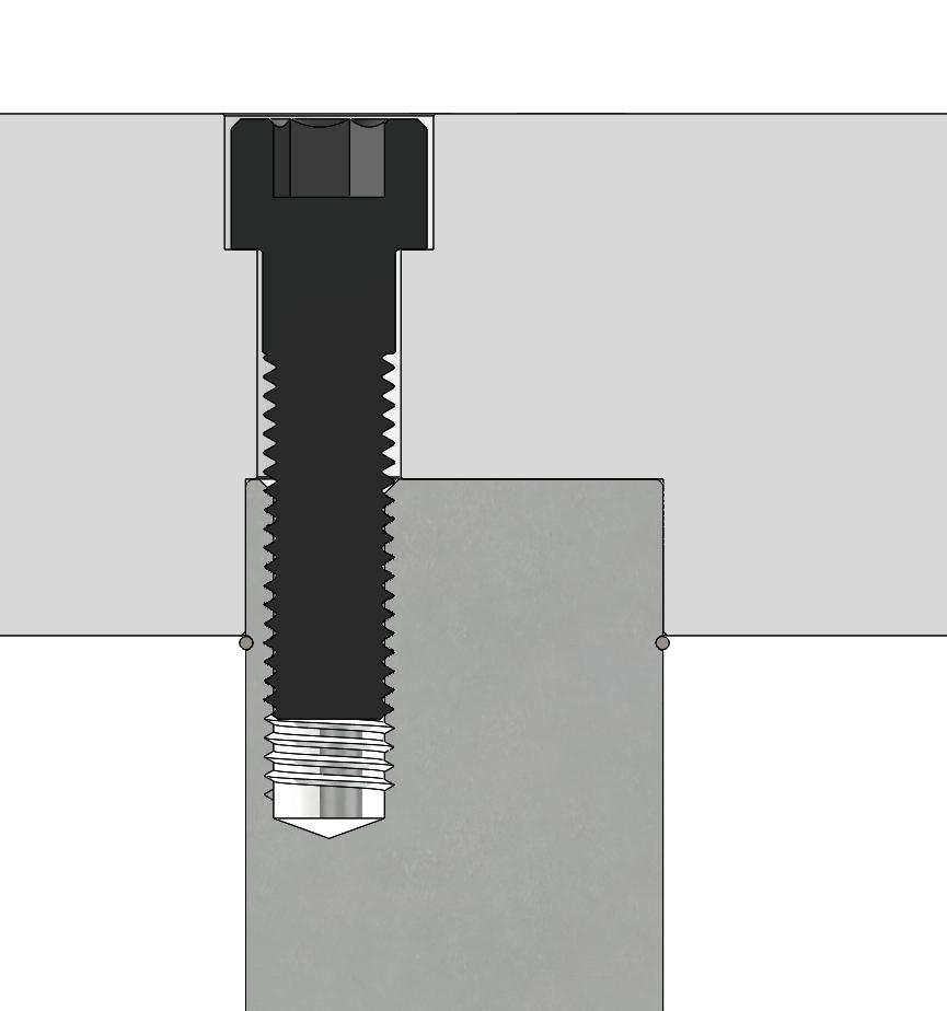 GK205 Pad Pin Close Up