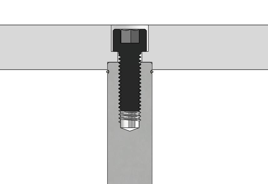 GK75 Pad Pin Close Up