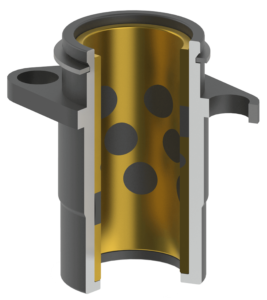 Gen 3 Guided Keeper Bushing Type