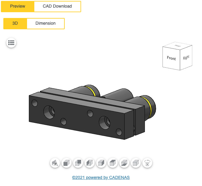 Rail Lifters Configurator Preview